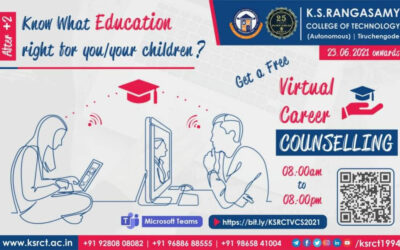 Virtual Career Counselling 2021